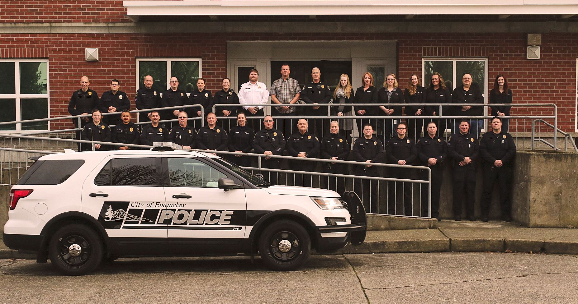 Police | Enumclaw, WA - Official Website